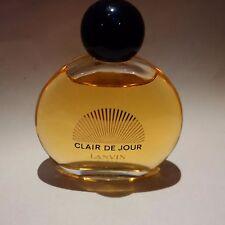 CLAIR DE JOUR LANVIN EAU DE TOILETTE !!50ML RARE AND VINTAGE NOT VAPO