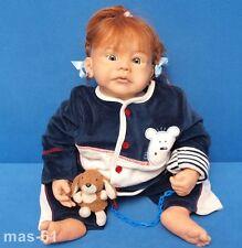 ELISA MARX BABY PUPPE NR. 1 KÜNSTLER + SAMMLER PUPPE 48 CM DOLL POUPEE