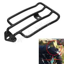 1x Motorcycle Rear Solo Seat Luggage Rack For Harley Sportster 883 1200 Iron883N