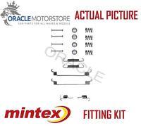 MINTEX MBA882 Brake Shoes Fitting Kit