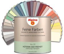 Alpina Feine Farben - Alle Farben zur Auswahl, Innenwandfarbe Bunt, Farbakzente