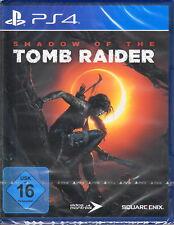 Shadow of the Tomb Raider - PS4 / Playstation 4 - Deutsche Version - Neu & OVP