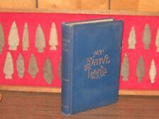 MY NATIVE LAND-James Cox, 1903, Americana, Folklore, History, Geography