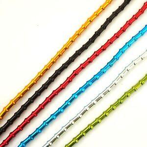 6 Colors Alligator I-Link 5mm MTB Bike Brake cable set 31 strand Superior Shine