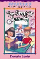 Cul-De-sac Kids: The Great TV Turn-Off 18 by Beverly Lewis (1998, Paperback,...