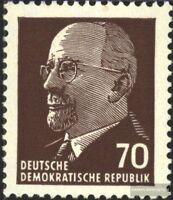 DDR 938Z geprüft, Wasserzeichen 1 postfrisch 1963 Ulbricht