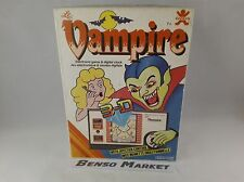 BANDAI ELECTRONICS VAMPIRE GAME & WATCH HANDHELD CONSOLE LCD SCREEN 100% WORKING
