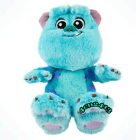 Sulley Monsters Inc Big Feet Eyes Plush Doll Stuffed Toy Cushion Rare Kid Gift
