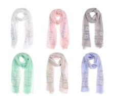 XXL Damen-Schals aus 100% Baumwolle