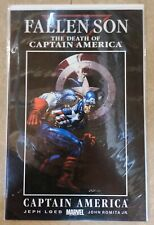 Fallen Son The Death of Captain America #3 July 2007 Marvel NM