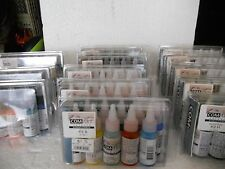 Iwata-Medea Com-Art Airbrush Color Kits, Kit A B E F G H