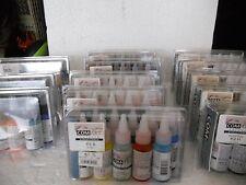 Iwata-Medea Com-Art Airbrush Color Kits, Kit A E G H
