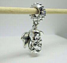 Authentic Pandora #797849CZ Disney Dumbo Dangle Charm with Clear CZ