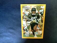 1986 United States Army Lacrosse Schedule, Danny Williams