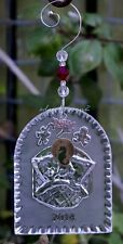 WATERFORD CRYSTAL TWAS THE NIGHT 2014 CHRISTMAS TREE ORNAMENT DECORATION BAUBLE