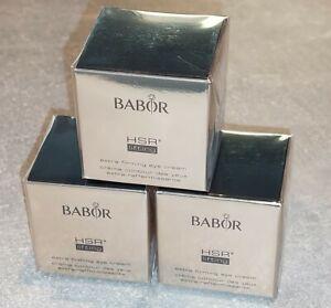 BABOR HSR Lifting Extra Firming anti-aging Eye Cream 3x Tiegel Luxusproben