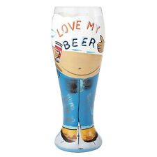LOLITA BEER BELLY Beer Glass PIL-5585D
