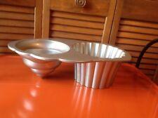 NORDIC WARE THE GREAT CUPCAKE PAN HEAVY CAST ALUMINUM UNUSED CLEAN