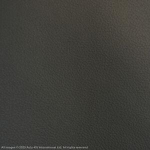 A+ Black OEM Quality Matt Grained Vinyl Leatherette with 3MM Scrim foam backing