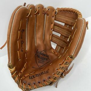 "Louisville Slugger RHT Baseball Glove WM300 12"" Eric Davis Player Series"