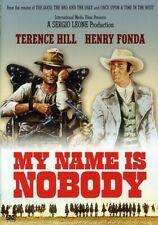 My Name Is Nobody 0014381252125 With Henry Fonda DVD Region 1