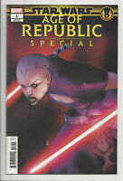 STAR WARS AGE OF REPUBLIC SPECIAL #1 KHOI PHAM VARIANT AHSOKA TANO 2019 NM- NM