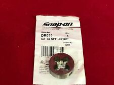 Snap-On NEW D1217M M12–1.75 Double Hex Die $12.45 List Price!