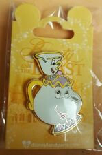 PIN Disneyland Paris MRS POTTS & CHIP / Mme Samovar et Zip OE