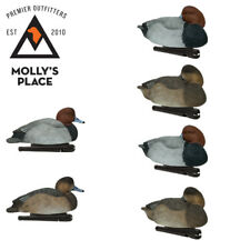 Avian-X 8099, Top Flight Foam-Filled Redhead Decoys 6 Pack