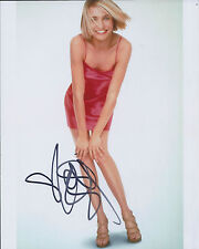 Cameron DIAZ SIGNED Autograph Photo AFTAL COA Theres Something About Mary
