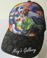 Avengers Captain America Baseball Cap Hat Base ball Adjustable NWOT Velcro back