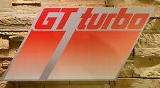 ENSEIGNE RENAULT 5 GT TURBO