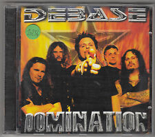DEBASE - domination CD