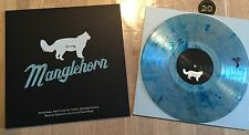 EXPLOSIONS IN THE SKY - Manglehorn *LP* LIMITED BLUE/CLEAR VINYL Mogwai Eluvium