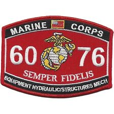 4.5 Marine Corps CMOS 6076 Equipment Hydraulic Structures...