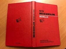 Guide Michelin Benelux 1979