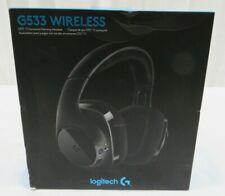 Logitech G533 Wireless DTS 7.1 Surround Gaming Headset Black (981-000632)