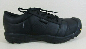New Mens KEEN Utility La Conner AT ESD 1017824 Waterproof Leather Work SHOE 10 D