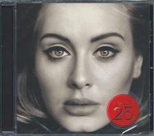 Adele - 25 (CD 2015) NEW/SEALED
