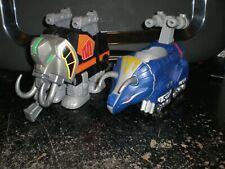 2 Imaginext Mighty Morphin Power Rangers ZORDS