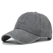 Unisex Men Women Solid Baseball Caps Summer Sun shade Caps Peaked Hats Wholesale