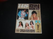 1977 DECEMBER 27 US MAGAZINE - ELVIS, LINDA RONSTADT COVER - SP 8647