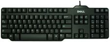 DELL SK-8115 Compact Design Keyboard USB Wired for Computer Laptop PC Black