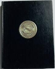 1961 UNIVERSITY OF NORTH CAROLINA YEARBOOK, THE YACKETY YACK, CHAPEL HILL, NC