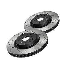Disc 4000 Series Slotted Front Rotor's for 06-08 Chevrolet Silverado/GMC Sierra