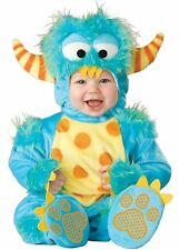 CARNEVALE COSTUME INCHARACTER LIL' MONSTER TOP QUALITY DELUXE BAMBINO 12/18 MESI