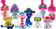 More details for official trolls world tour 37cm / 12 inch super soft plush toy new with tags