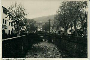 Original photograph, Funchal Madeira (Portugal) 1938