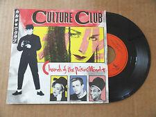 """DISQUE 45T  DE  CULTURE CLUB   """" CHURCH OF THE POISON MIND  """""""
