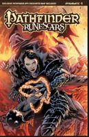Pathfinder Runescars #1 DYNAMITE Cover B  2017 1ST PRINT